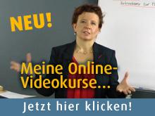 Hier geht's zu meinen Online-Videokursen